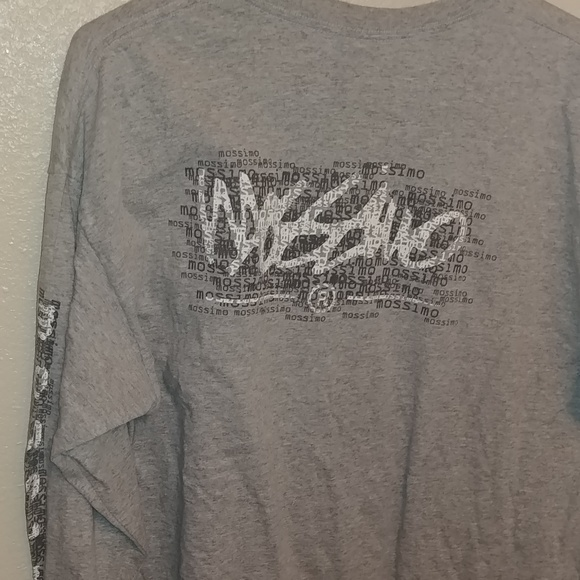 04f82a12aac27 Vintage 90s Massimo long sleeve t-shirts